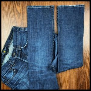 Lucky Brand men's 121 Heritage Slim size 30 x 32